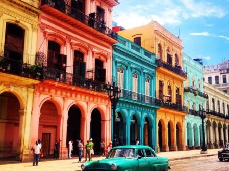 Colorful-Havana-Street